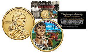 2018-Native-American-JIM-THORPE-Colorized-Genuine-Legal-Tender-1-Sacagawea-Coin
