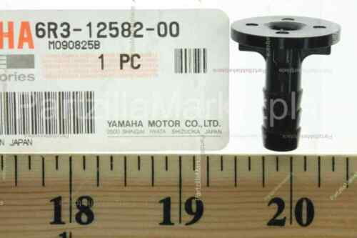 Yamaha 6R3-12582-00-00 JOINT HOSE 2