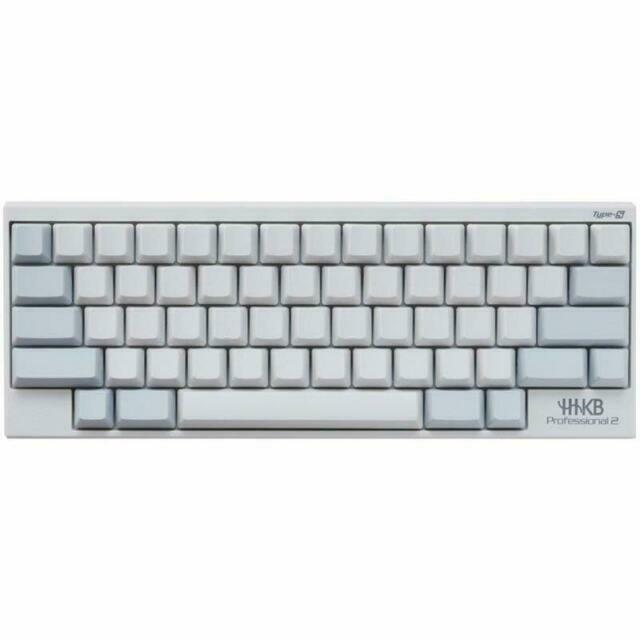 Pfu Kb400wns Happy Hacking Keyboard Professional 2 White Type S