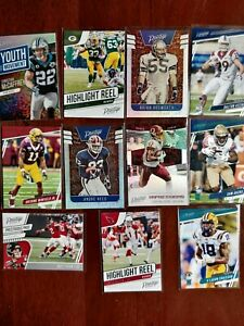 Panini 2020 Prestige Football Cards Pick Your Card- ROOKIES, INSERTS, BASE