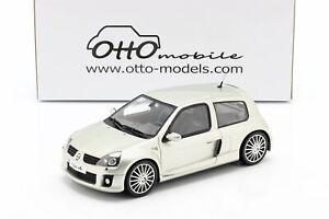 Renault-Clio-V6-Phase-2-Baujahr-2003-titangrau-1-18-OttOmobile