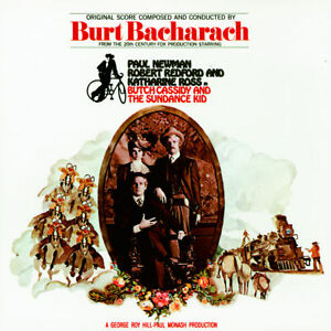 Details about Spectrum Music - Butch Cassidy and the Sundance Kid [Original  Score]