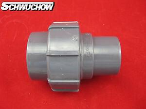 1-camionneur-PVC-Vis-d-50-mm-Terminal-klebestutzen-piscine-transition
