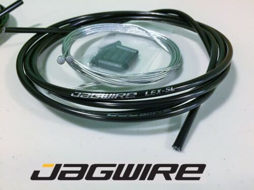 Brake /& Shifter Cable /& Housing Kit JAGWIRE ROAD SHOP KIT SRAM//Shimano
