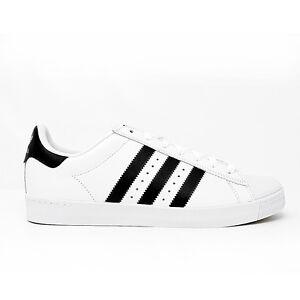 adidas-Superstar-Vulc-ADV-Herren-Schuhe-Sneaker-D68718-Freizeitschuhe