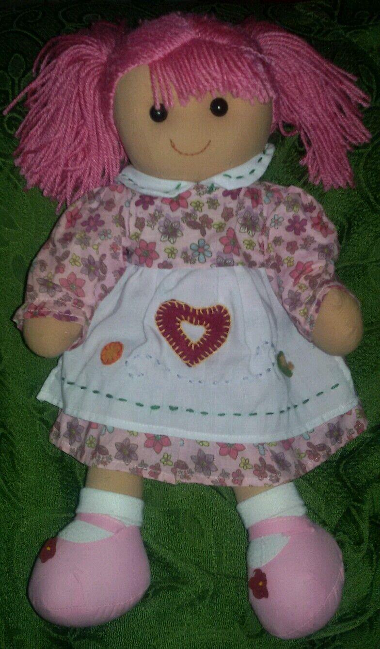 MARICART VINTAGE DOLL - Pretty Figure Plush Bambola Peluche Muneca Puppe Poupee
