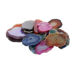 Geode-Scheibe-Unregelmaessiger-Kristall-Heilstein-Natuerlicher-Quarz-Anhaenger