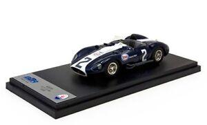 01:43 Bbr Maserati 450 S # 2 Cuba Gp 1958 Maurice Trintignant Bbr189a Rare Nouveau