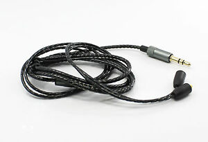 Silver-Plated-Replacement-Headphone-Cable-fo-Shure-SE215-SE315-SE425-SE535-SE846