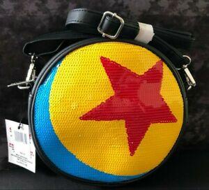 Loungefly Disney Pixar Ball Crossbody Bag Purse