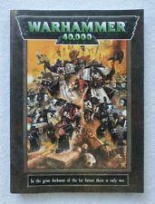 Warhammer 40K Core Rulebook 1998