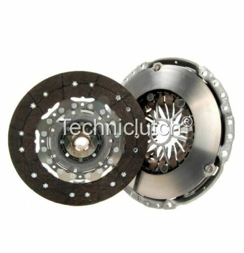 ECOCLUTCH 2 PART CLUTCH KIT FOR VAUXHALL ZAFIRA MPV 1.9 CDTI