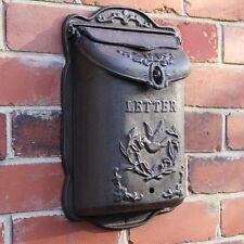 Parete Ghisa Casella Postale per Esterni Parete Lettere Cassetta Postale COLOMBA Dettaglio