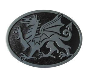 Boucle-de-ceinture-dragon-gris-style-antique-etain