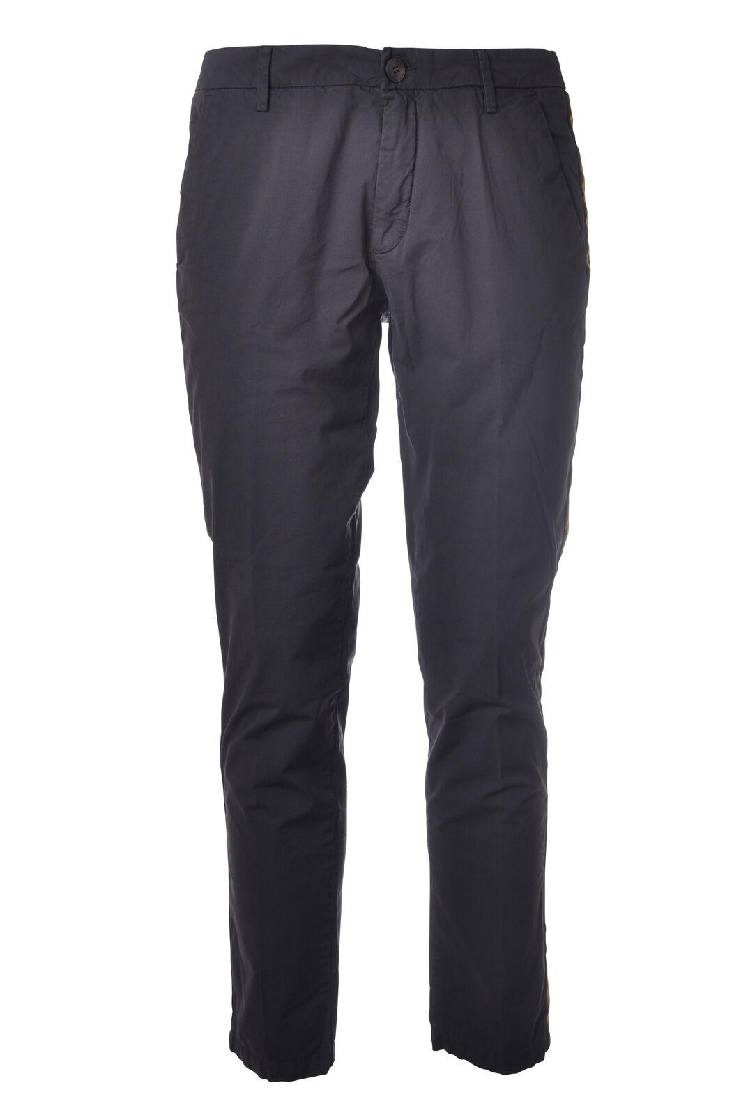 Aglini - Jeans-Pantaloni slim fit - Uomo Uomo Uomo - Grigio - 5298012F182309 0bafbb