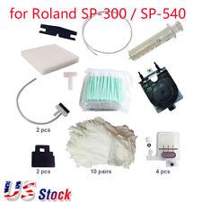 Us Stock H E Parts Maintenance Kit Pro For Roland Sp 300 Sp 540i Sp 540v