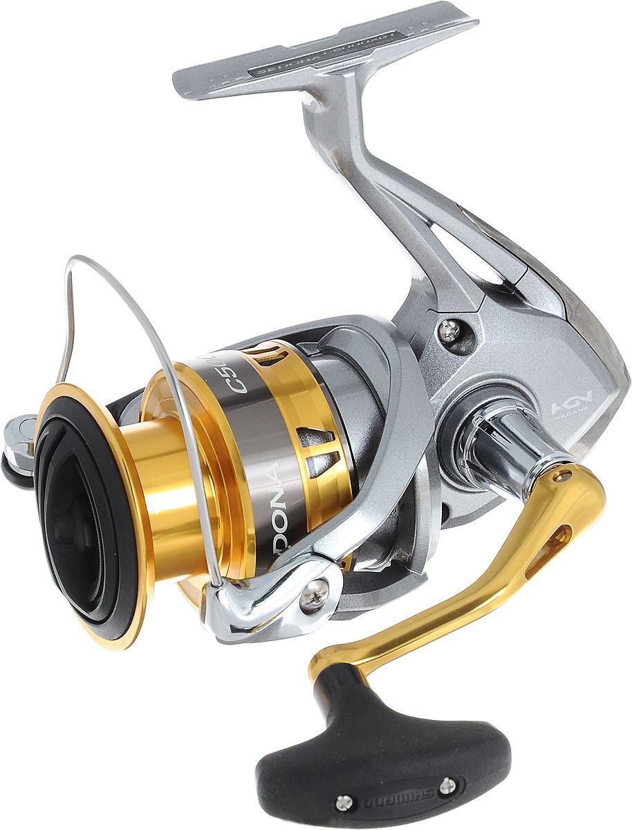 SHIMANO Sedona FI, Freshwater Spinning  Fishing Reel, 5000FI, SEC5000XGFI  discount promotions