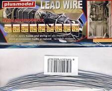 Plus Model 0,7mm Kabel Leitung Anschlusskabel für Modell-Bausatz 1:32/48/72/87