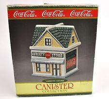 Coca Cola Coke USA Cerámica Casa Envase Estuche Bote - Variety Tienda