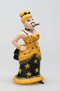 Figurine plastique Lucky Luke Lulu Carabine