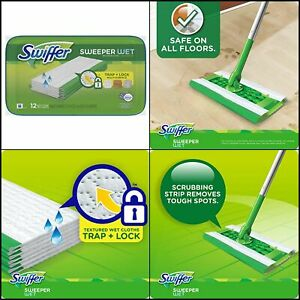 Swiffer Sweeper Wet Mopping Pad Refills