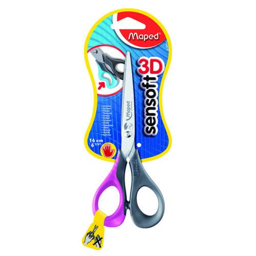 6.3In Sensoft Scissors Left Handed