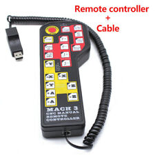 Usb Remote Controller Jog Encoder Fit Industrial Cnc Engraving Machine Durable