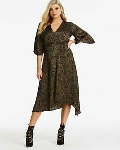Ax-Paris-Curve-Green-Satin-Leopard-Asymmetric-Dress-Size-UK-24-VR167-08