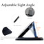 thumbnail 6 - Carbon Fiber Car Phone Holder Dashboard Universal 3 to 7 inch Mobile Phone Clip