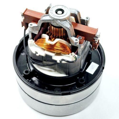 Genuine PacVac SuperPro 2000 Vacuum Motor,Ametek 1000W,Two Stage Flo thru