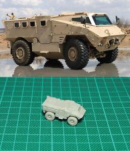 1//144 RESIN KITS U.S MRAP Bushmaster