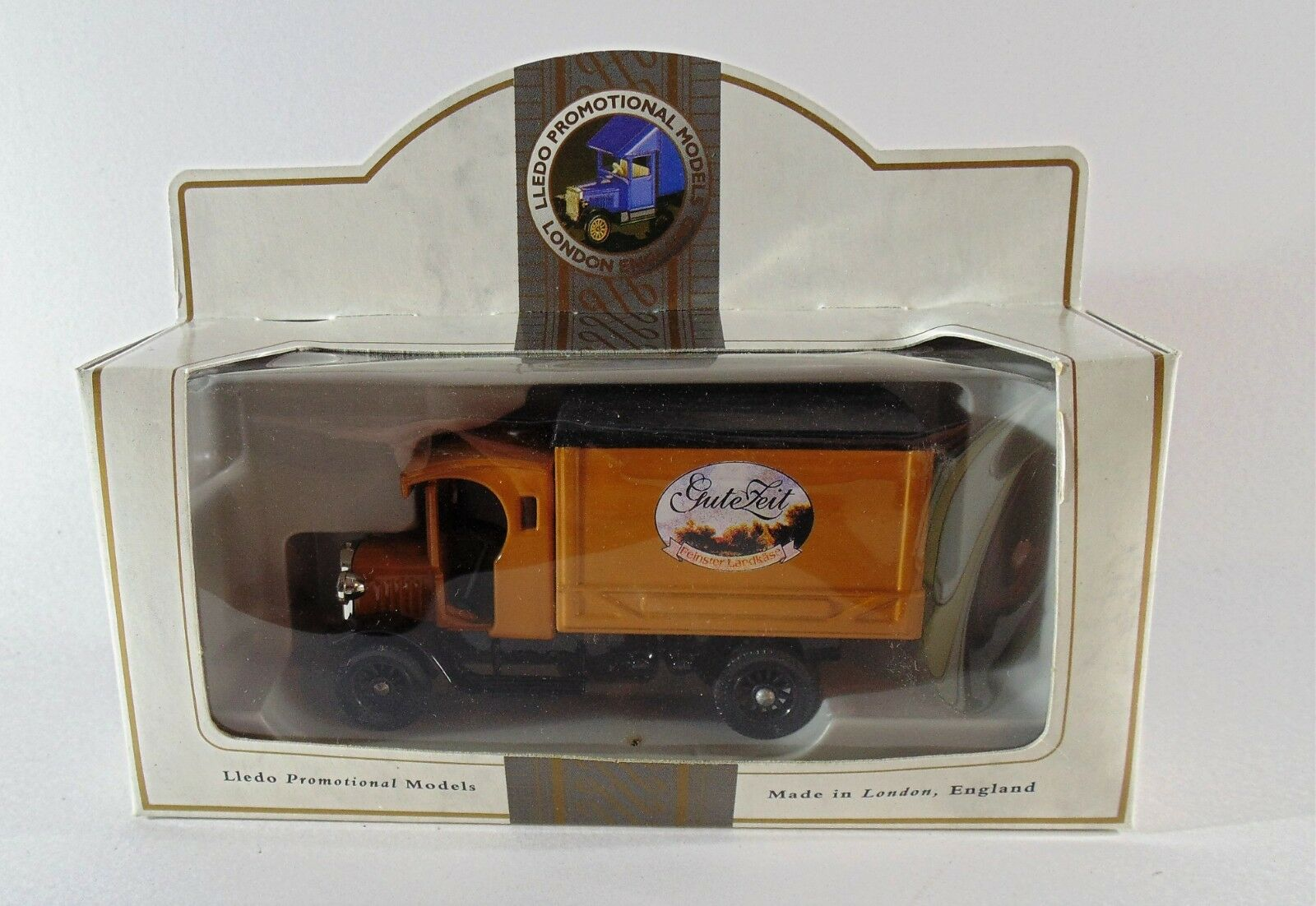 LLEDO Promotional Models Gute Feit Feinster Landkase Rare Diecast Boxed Vehicle