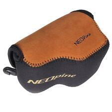 Sony A6000 Neoprene Tasche schwarz Hülle Schutzhülle Case Cover Bag
