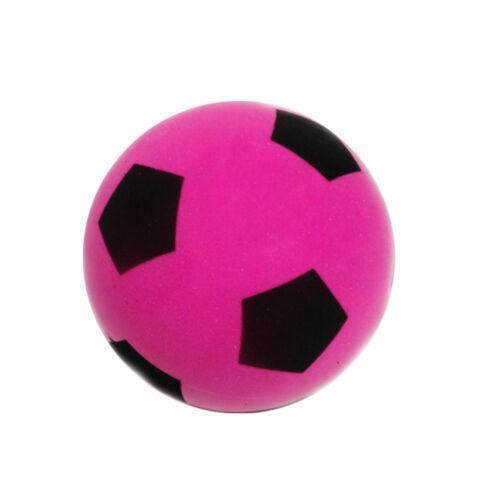 Doux Boules 17.5 cm e-promos Sof Mousse Football enfants jouets intérieur et extérieur
