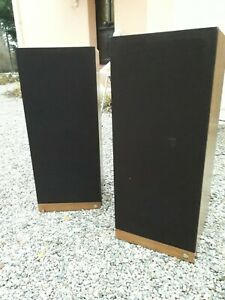 Enceintes-KEF-Cantata-hifi-3-Voies-testees-150-watt-8-ohms-emballage-d-039-origine