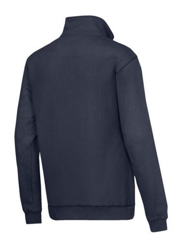 Snickers Workwear 2818 Zip Sweatshirt Mens before