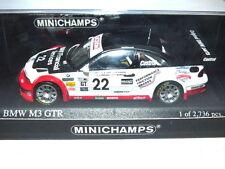 Minichamps BMW M3 GTR ALMS Daytona 24h 2004 Marks/Said/Auberien/Jonsson/Hand
