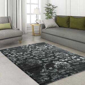 design-moderne-Qualite-Premium-tapis-antique-ornement-Noir-OKO-TEX-different