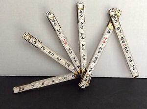 Image is loading Vintage-Millers-Falls-Folding-Ruler-No-1561-72-