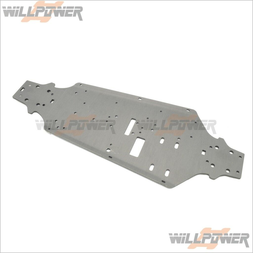 Hongnor 9.5 Ravager Parts Chassis Hard-Coated  J-49 (RC-WillPower) Jammin HN