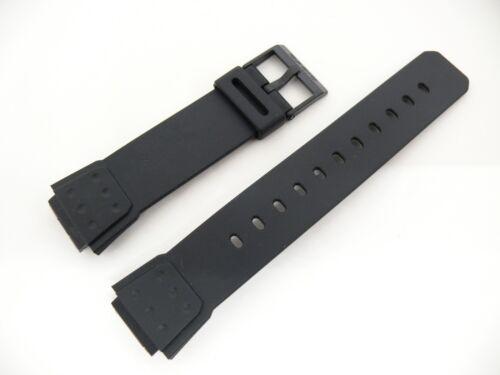Original Casio AW-54 Uhrenarmband Ersatz band Kunsstoff Replacement