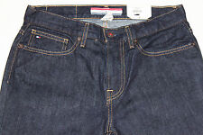 TOMMY HILFIGER men's Jeans BOOT CUT W33 L34 NEW WITH TAGS