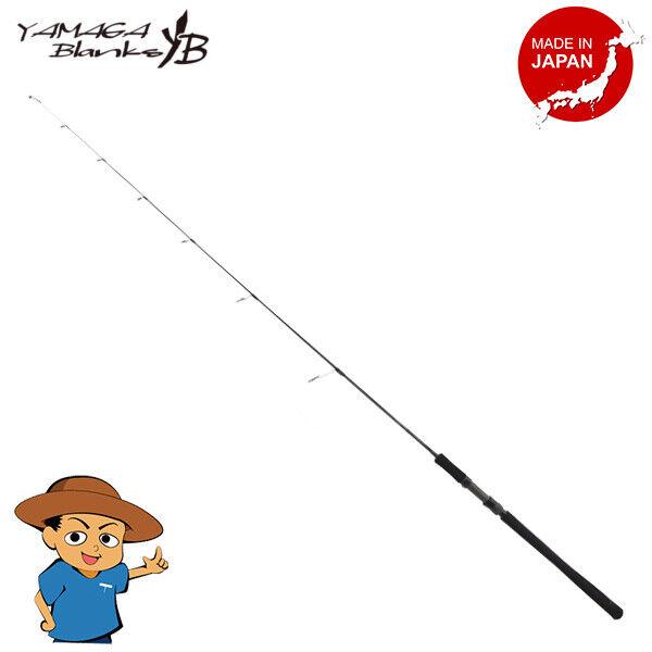 Yamaga Blanks GALAHAD 632S jigging fishing spinning rod 2019 model