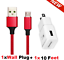 For-Samsung-Galaxy-S7-S6-J7Edge-Note5-Fast-Charger-3-6-10FT-Micro-Usb-Cable-Cord miniature 24