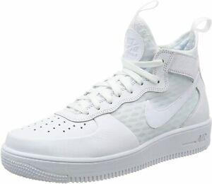 Details about Nike Air Force 1 Ultraforce Mid White Men's Shoes Size 13