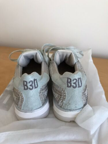 Trainers 4 Brand Boutique Bought Dustbag Crystal Bass3d Size Spanish New In zTqqE4a