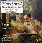 MacDowell: Piano Concertos Nos. 1 & 2; New England Idyls; To a Wild Rose (CD, Nov-2007, Alto)