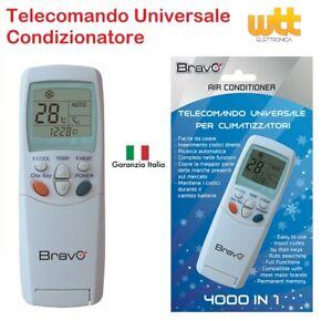 TELECOMANDO UNIVERSALE PER PANASONIC CONDIZIONATORE CLIMATIZZATORE D/'ARIA