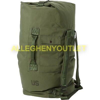 Canvas US Navy Sea Bag Large Duffle Bag