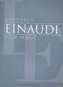 EAN Film Music  for piano 9781783059775 Einaudi Ludovico